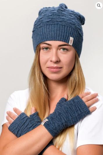 Handschuh Biesen Fingerless