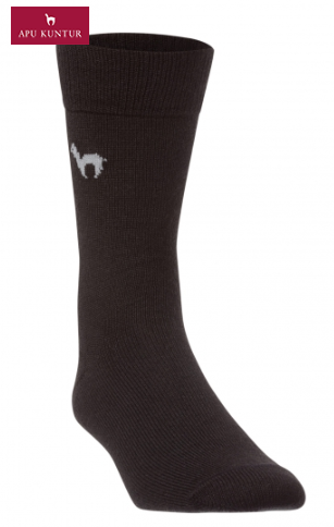 Alpaka Business Socken 52% Alpaka